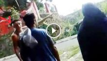 Video Viral, Bule Marah-marah Karena Suara Shalawat Dikira Karaoke