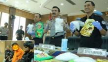 Penyiar Radio Nyambi Kurir Sabu 5 Kg Asal Banten Diringkus Polda Sumbar