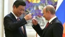Cina-Rusia Makin Mesra, Presiden Xi Jinping Hadiahkan Putin Medali Persahabatan