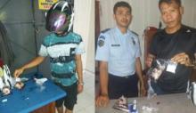 Petugas Lapas Karan Aur Pariaman Gagalkan Penyelundupan Shabu dalam Tapai