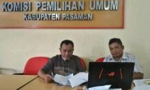 KPU Pasaman Verifikasi Berkas Bacaleg