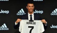 Gabung Juventus, Ronaldo Unfollow Real Madrid di Instagram?