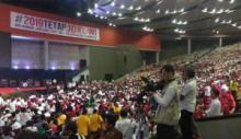 Heboh Pidato Jokowi Ajak Relawan tak Takut Jika Berkelahi, Ini Jawaban Istana