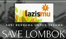Lazismu Sumbar Kumpulkan Donasi untuk Korban Gempa Lombok