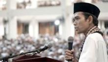 PA 212 Klaim Ustadz Abdul Somad Bersedia Dampingi Prabowo dengan Syarat