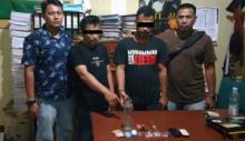 Dua Pengedar Narkoba Dibekuk Polisi di Pariaman, 11 Paket Shabu Diamankan