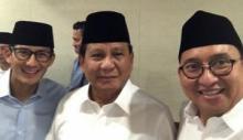 Jokowi-Maruf Amin Sudah Dapat Lawan, Prabowo-Sandiaga Uno