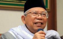 PBNU Bantah Rencana Kiai Maruf Amin Temui Habib Rizieq di Makkah