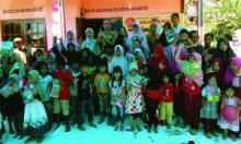 Rumah Baca Anak Nagari Gairahkan Minat Baca Anak-anak