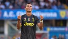 Jalani Debut Bersama Juventus, Begini Perasaan Ronaldo