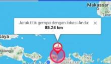 Gempa 6,9 SR Minggu Malam Guncang Lombok, Begini Prediksi Sebaran Kerusakan Menurut BMKG