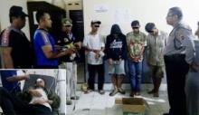 Padang Pariaman Punya Cerita, Ketua Geng Kena Lemparan Batu, Anak Buah Serang Warung Nasgor