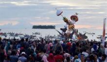 Jokowi Direncanakan Hadir di Hoyak Tabuik Piaman 2018