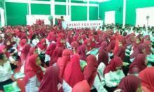 Ratusan Mahasiswa Baru UMSB Hadiri Masa Taaruf di Auditorium UMSB