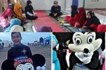 Satu Tahun Gempa Palu, Pemuda Batipuh Ajak Masyarakat Palu Tersenyum Kembali