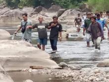 Sempat Dilaporkan Hilang, Anwar Warga Bonjol Pasaman Akhirnya Ditemukan Selamat