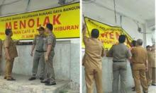 Ditolak Warga, Pemko Batalkan Izin Operasional Kafe Eks Bioskop Karya