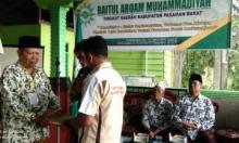 Tingkatkan SDM Kader, PD Muhammadiyah Pasbar Gelar Baitul Arqam Dasar