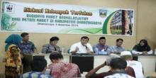 Gandeng WWF, Pemkab Dharmasraya Carikan Solusi Untuk Petani Karet