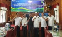 BPJS Ketenagakerjaan Bukittinggi Teken Perjanjian Kerjasama dengan PMPTSP Padang Panjang