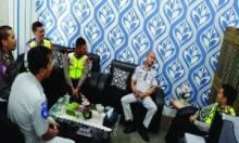 PT Jasa Raharja Perwakilan Bukittinggi Silaturahmi Ke Polres Bukittinggi