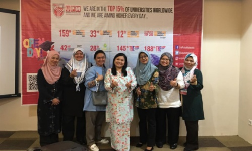 Open Day 2019, UPM Gelar Lawatan ke ITN Malang