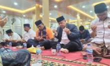 Tahun Baru 2020, Nasrul Abit Hadiri Muhasabah dan Zikir di Masjid Marhamah Kuranji