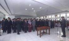 11 Pejabat Eselon II Pemko Padang Panjang Dilantik, Berikut Nama-Namanya