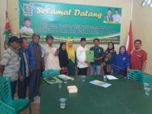 Pasangan Cabup dan Wabup Pasaman Afrizal-Dahliana Nasution Mendaftar ke PKB