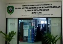 BKPSDM Kabupaten Pasaman Persiapkan Tes CPNS