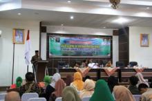 Pemkab Solok Gelar Diskusi Publik Naskah Akademik dan Perda Lambang Daerah