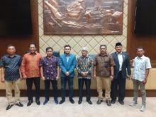 Diduga Izinan PT Anam Koto Tidak Sesuai dengan Peraturan Perundang-undangan,Poktan ANRP Temui DPR RI