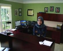 Waktu Libur, Seorang Mahasiswi Unpad Manfaatkan Untuk Magang di DPRD Kota Bukittinggi