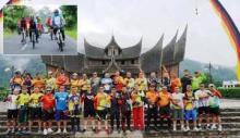 Jelang Alek Gadang Bukit Barisan Gowes Ranah Minang 2020, Korem 032 Wirabraja Lakukan ini