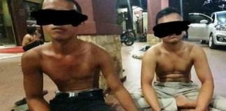 Dua Tersangka Diamankan Polda Bengkulu Terkait UUD ITE dan Pornografi.