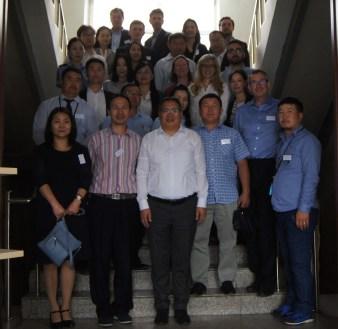 Tuesday's Participants.