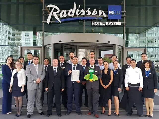 Radisson Blue Otel Kayseri 1.Gün