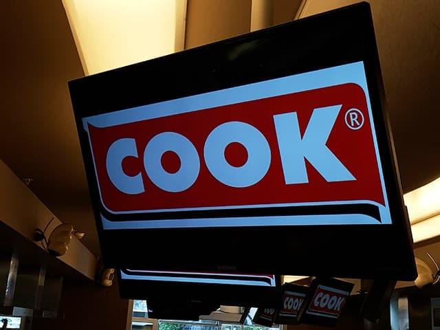 Cook Alüminyum Folyo