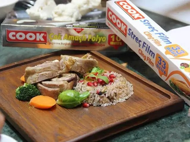 Cook ile Yeni Yıl Lezzetleri