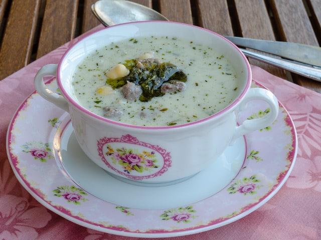 Erzincan Çorbası – Lebeniye Çorbası