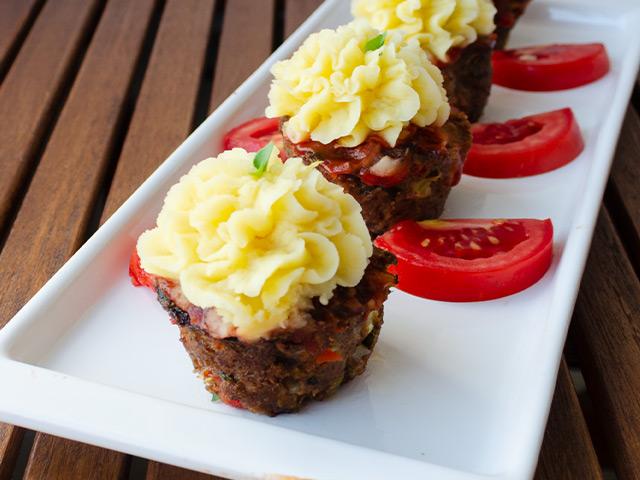 Muffin Köfte