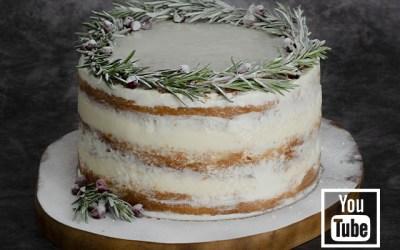 Naked Cake – Çıplak Pasta