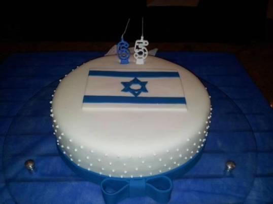 Preparação para Festa de Yom Hatzmaut na Nova SIB (2)