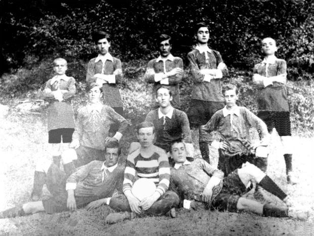 Prvi-tim-Dinare-iz-1913 naslovna