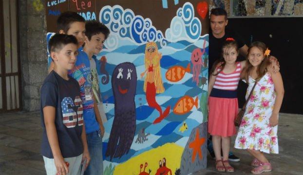 radionica murala