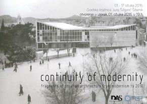 continuity od modernity