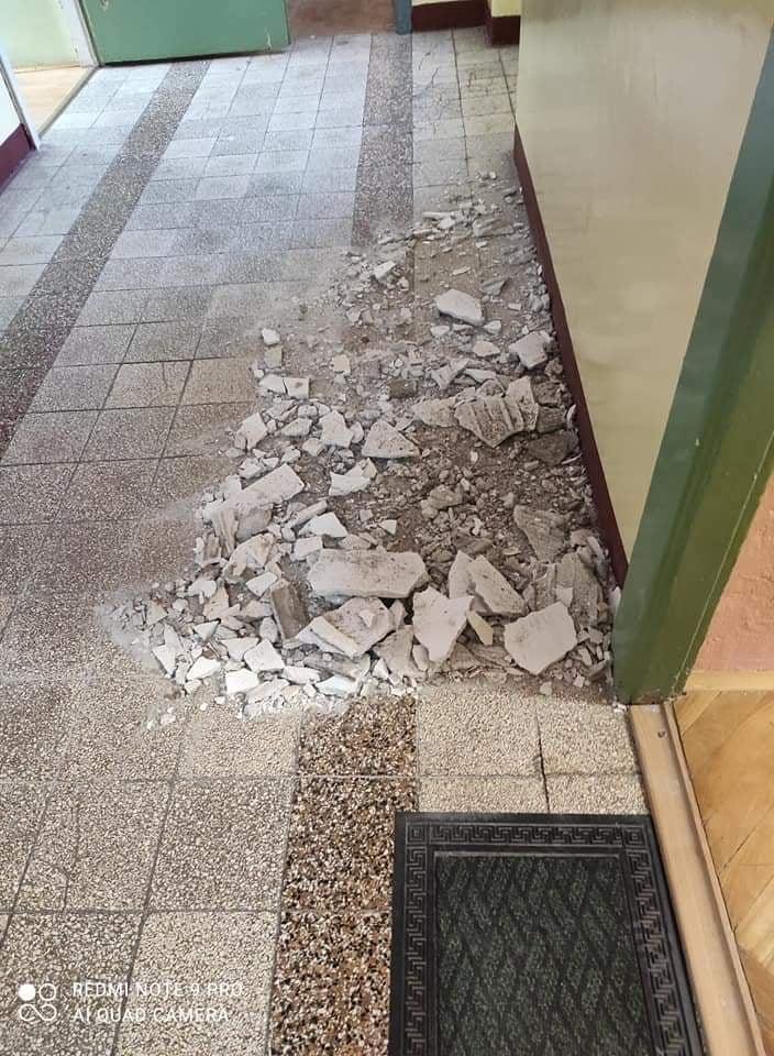 vrpolje potres skola