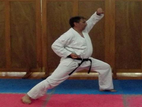 ante tanfara karate 1