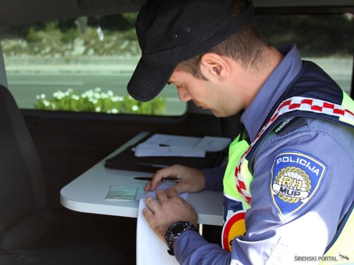 policija mup dozvola kazna