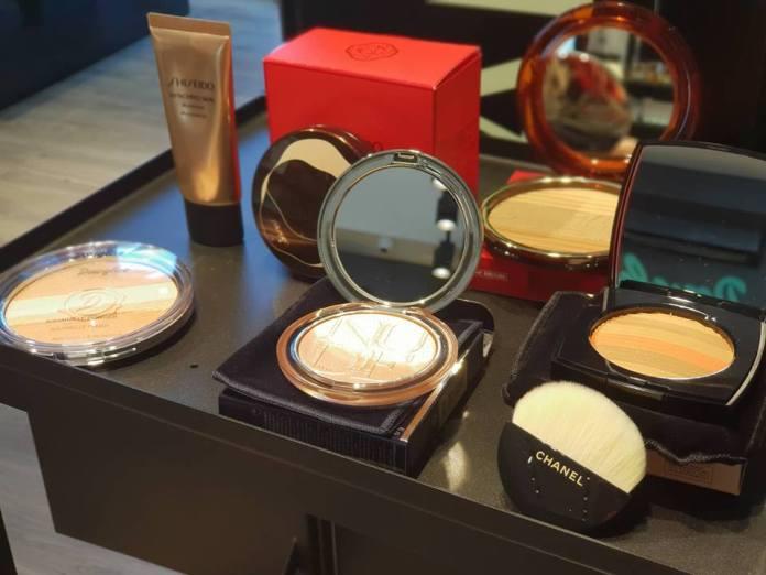bronzeri kozmetika